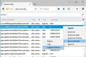 Povolení NPAPI pluginu ve Firefoxu v52
