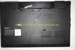 Lenovo G780 oprava vylomených pantů