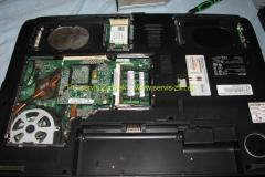 Acer 7730G oprava napájecího konektoru