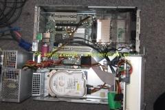 PC výměna kondenzátorů