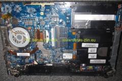 Vyčištění Sony PCG-811m